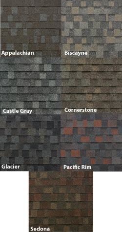 CRC REGENCY COLOR AVAILABILITY